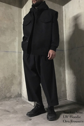 LOWNN 18AW LOOKBOOK