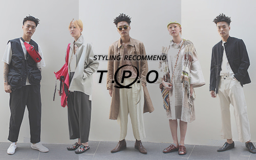 T.P.O STYLING RECOMMEND