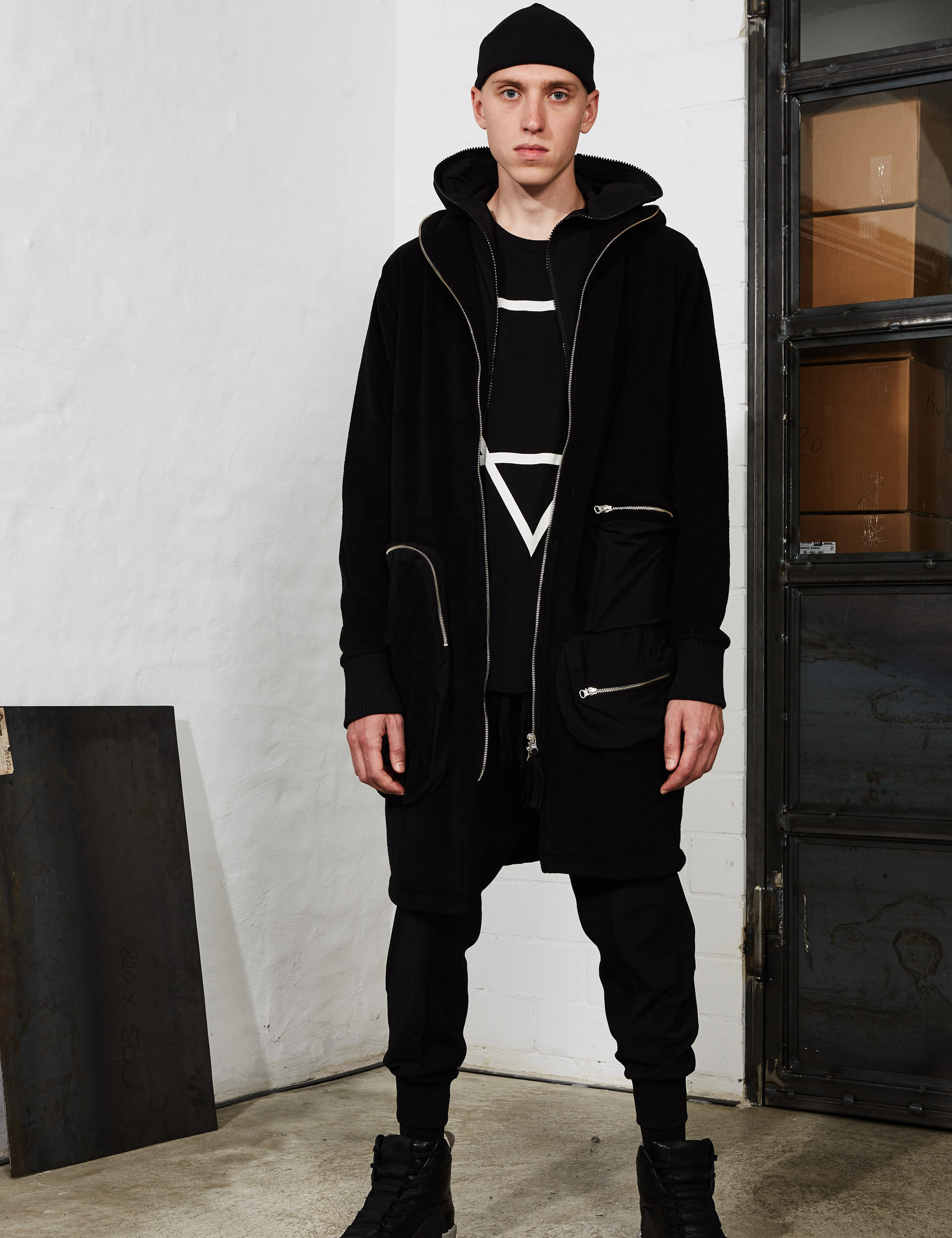Thom / Krom AW20 LOOKBOOK