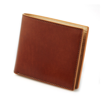 CORDOVAN MIDDLE WALLET_TAN