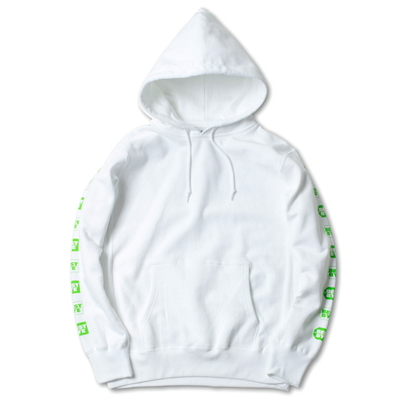 LEGAL BUSINESS HOODIE_WHITE