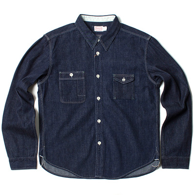 MACHINE AGE SHIRTS_INDIGO