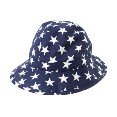 STAR MILITARY HAT_NAVY