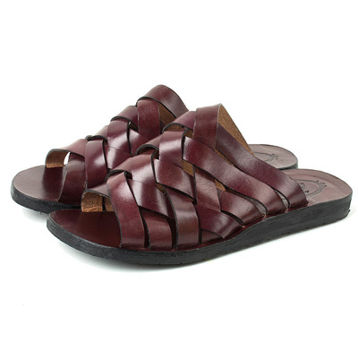 TRENZA SANDAL_BROWN