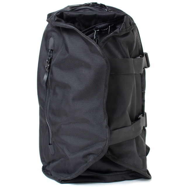DOUBLE STRAP BACK PACK BP01_BLACK