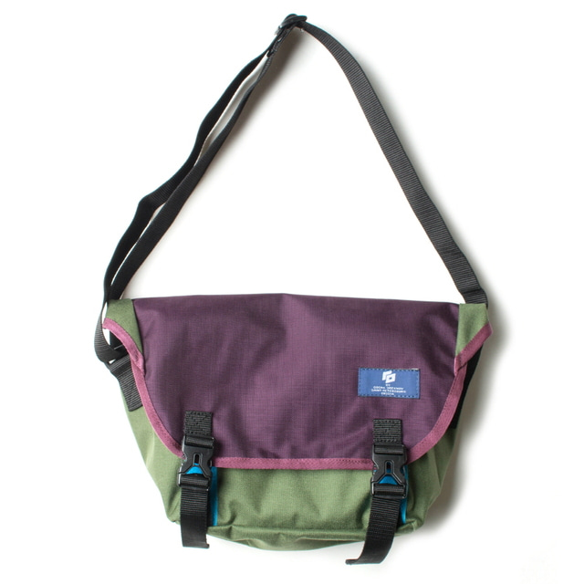 SMALL MESSENGER BAG_PURPLE