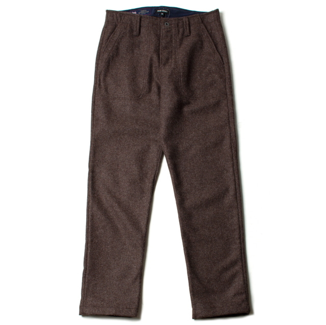 FOUR POCKET PANTS_BROWN