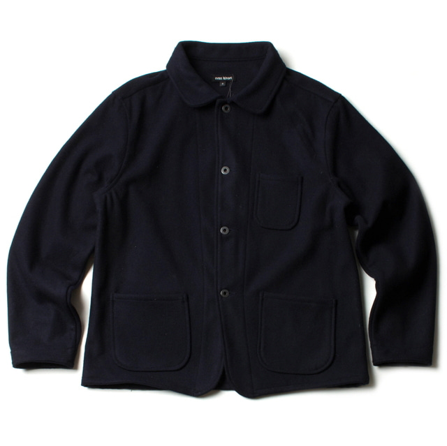 THREE POCKET JACKET_NAVY