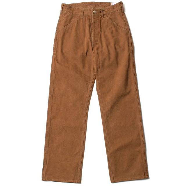 LOGGER HBT PANTS_BROWN
