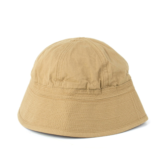 SAILOR TWILL HAT_KHAKI