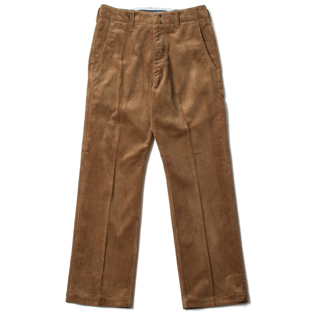 BROOKLYN CODE TROUSERS_BROWN
