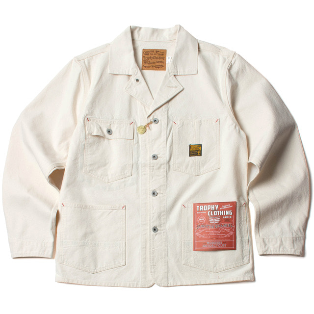 2804N NATURALLY DUCK COVERALL_NATURAL