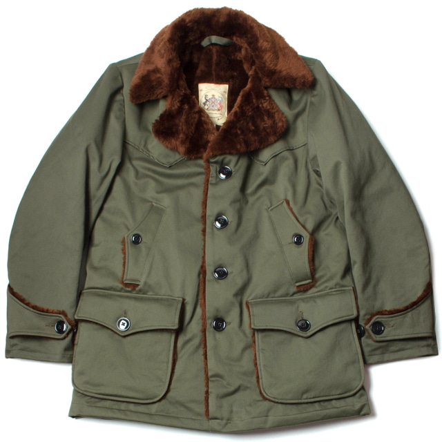 RANCH COAT_OLIVE