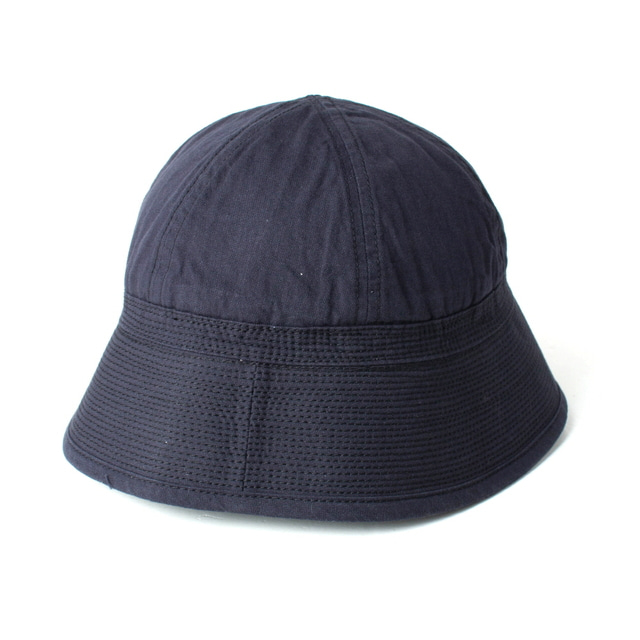 708 SAILOR TWILL HAT_NAVY
