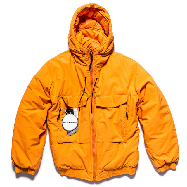 L7WEP JACKET_ORANGE