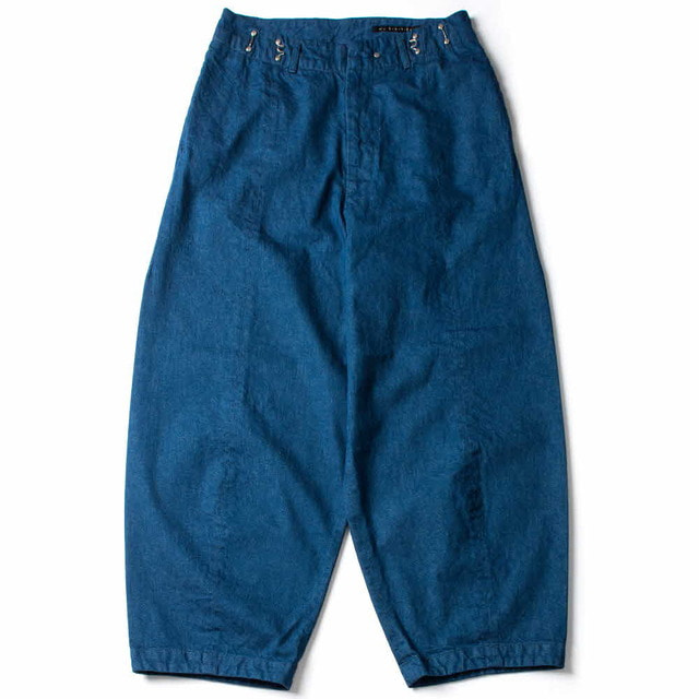 BIG DENIM PANTS_ONE WASH