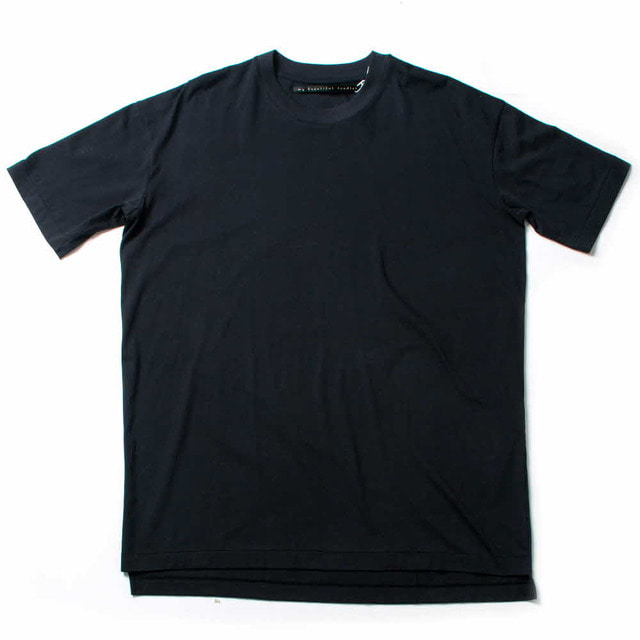 WIDE T-SHIRT_NAVY