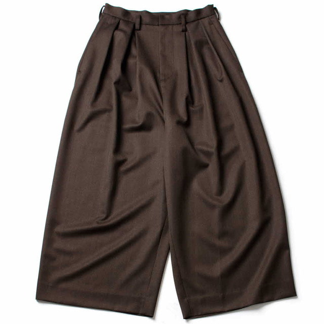 SWITCHING ELEPHANT PANTS_BROWN