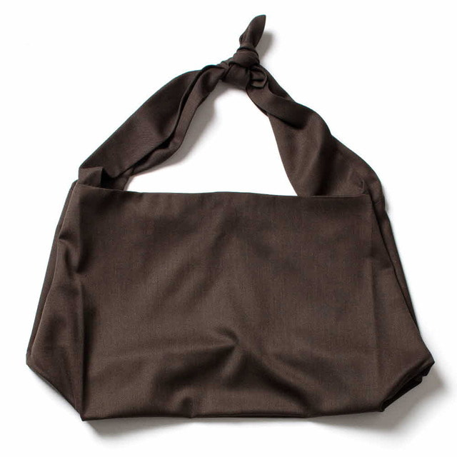 SWITCHING BAG_BROWN