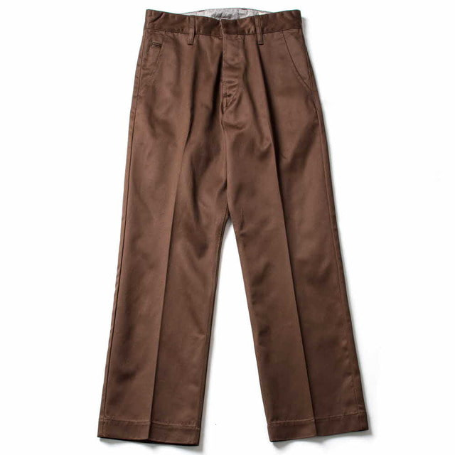 CIVILIAN TROUSERS_BROWN
