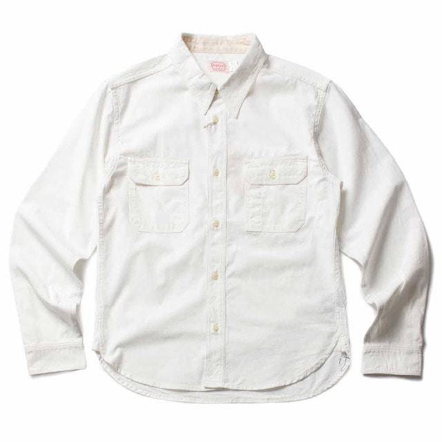 HARVEST SHIRTS_WHITE