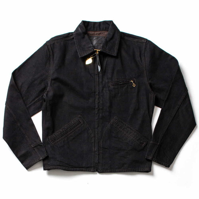 HUMMING BIRD BLACKIE JACKET_BLACK