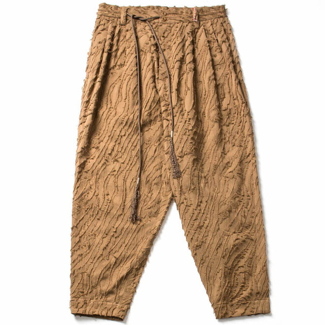 JACGUARD EASY PANTS_CAMEL