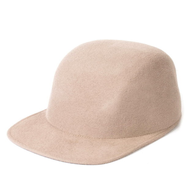 SHARED LAPIN CAMPER CAP_BEIGE
