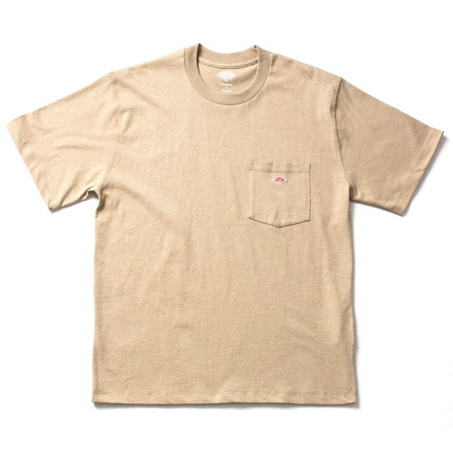 JD_9041 T SHIRT_BEIGE