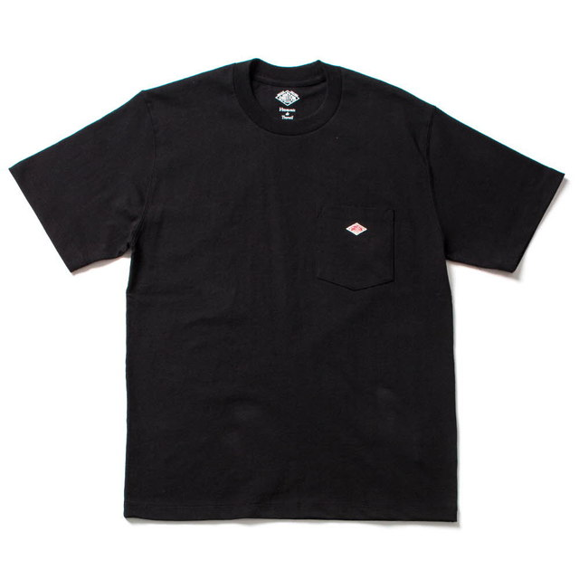 JD_9041 T SHIRT_BLACK