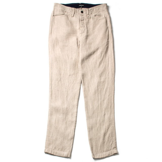 FOUR POCKET PANT_NATURAL