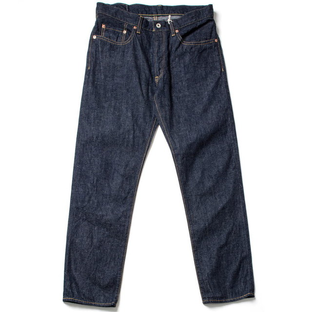 DENIM STRAIGHT 5P