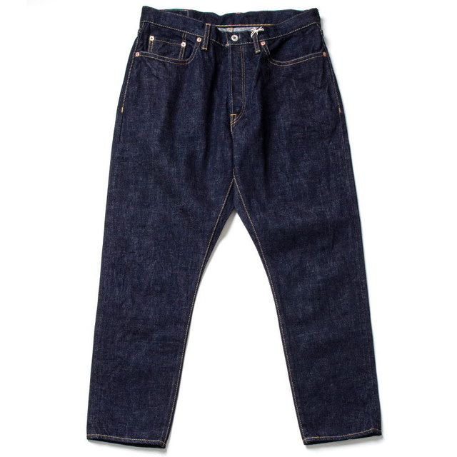 DENIM TAPERED 5P