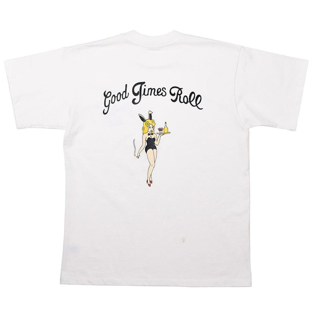 BUNNY GIRL T SHIRTS_OFF WHITE