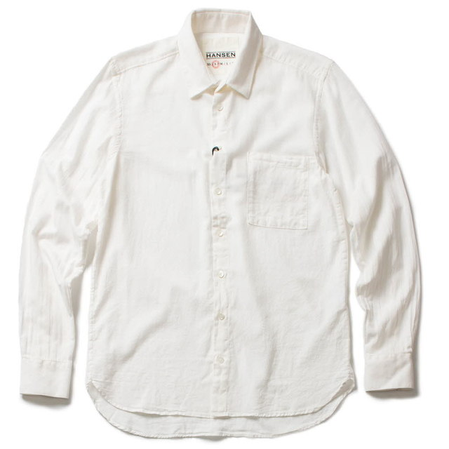 CASUAL CLASSIC SHIRT_WHITE