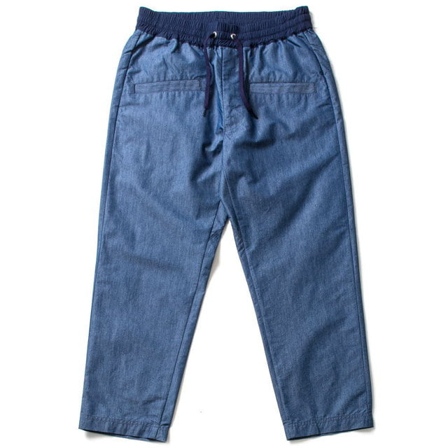 COACH PANTS_INDIGO