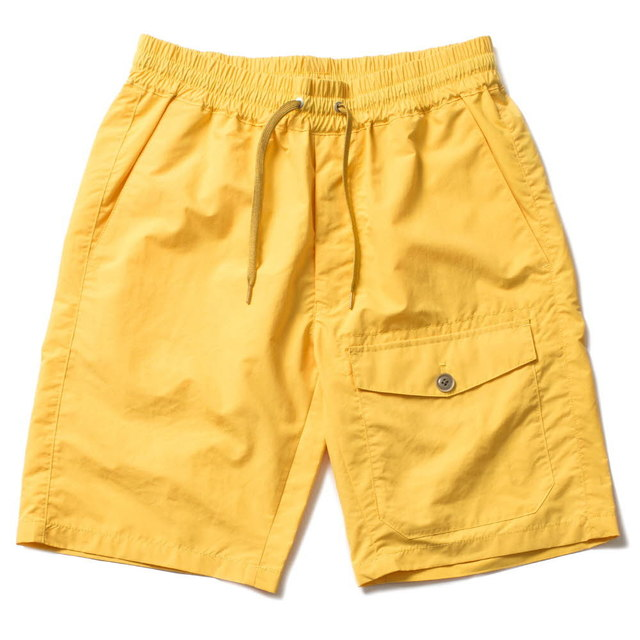 EASY SHORTS_YELLOW