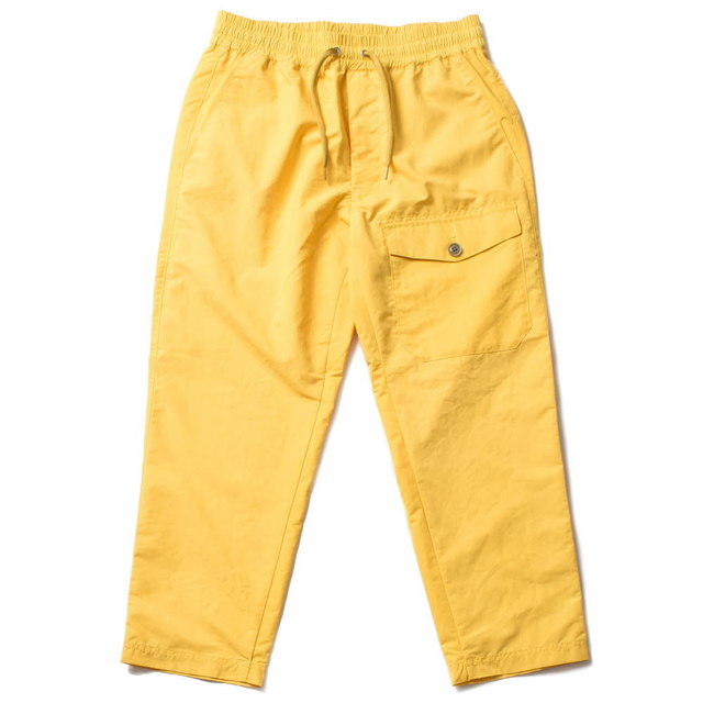 EASY PANTS_YELLOW