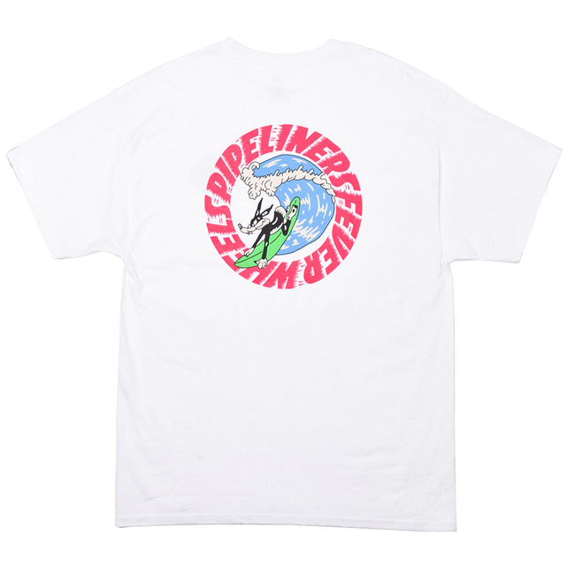 PIPELINERS FEVER TEE_WHITE
