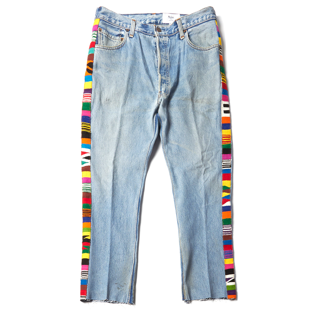 Suggestion Pampa Flare Line Jeans