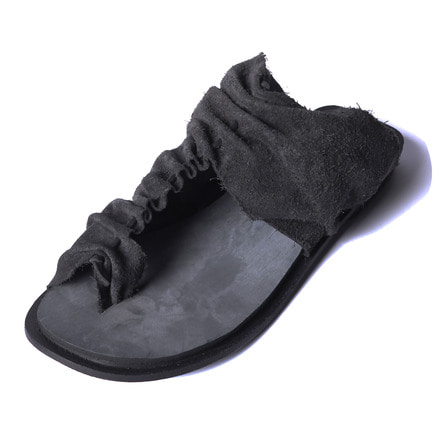PETRUCHA TRACY NERO SLIPPER -Black