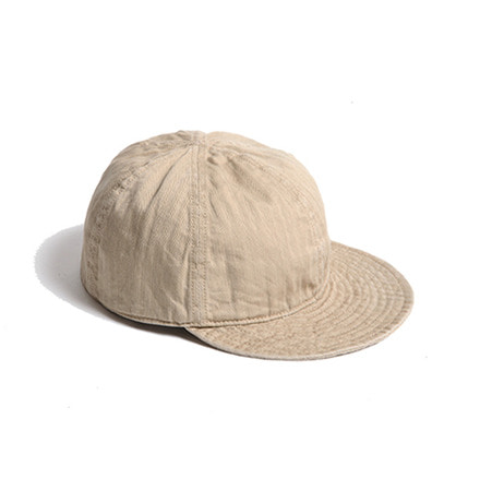 MECHANIC HBT CAP - BEIGE
