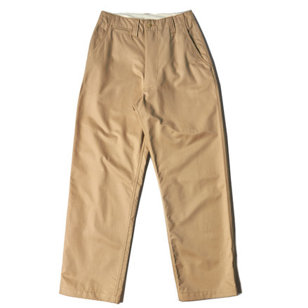 CORE FIELD TROUSER _ KHAKI