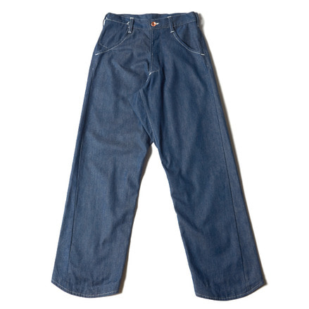 TWISTY BOY JEANS_NATURAL INDIGO SELVEDGE