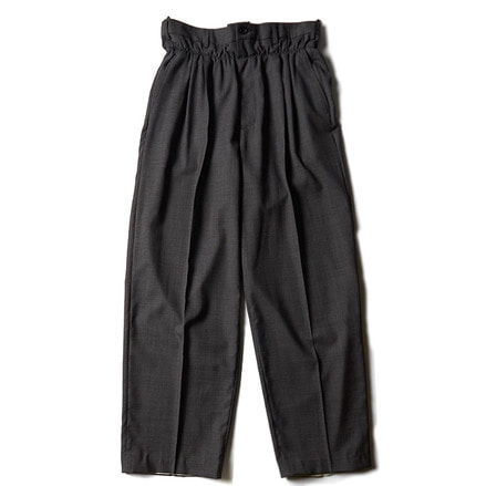 HUGE ELASTIC PANTS_GREY
