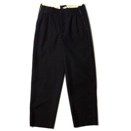 LONG SUIT PANTS_BLACK