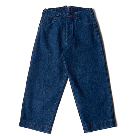 WORK PANTS - INDIGO