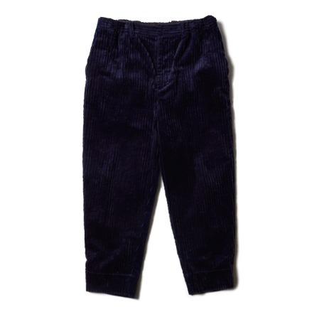 CORDUROY PANTS_NAVY