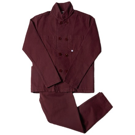 SUITS_PIUM RED