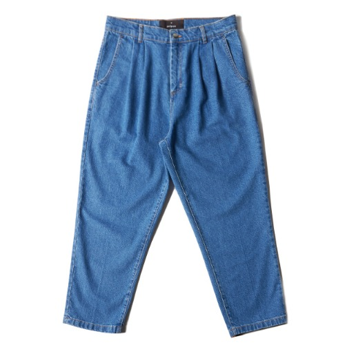 WASHED JEANS_BLUE